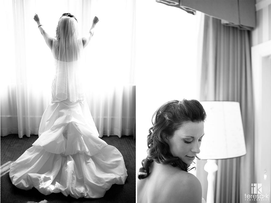 The Citizen hotel by Sacramento Wedding photographer Teresa K
