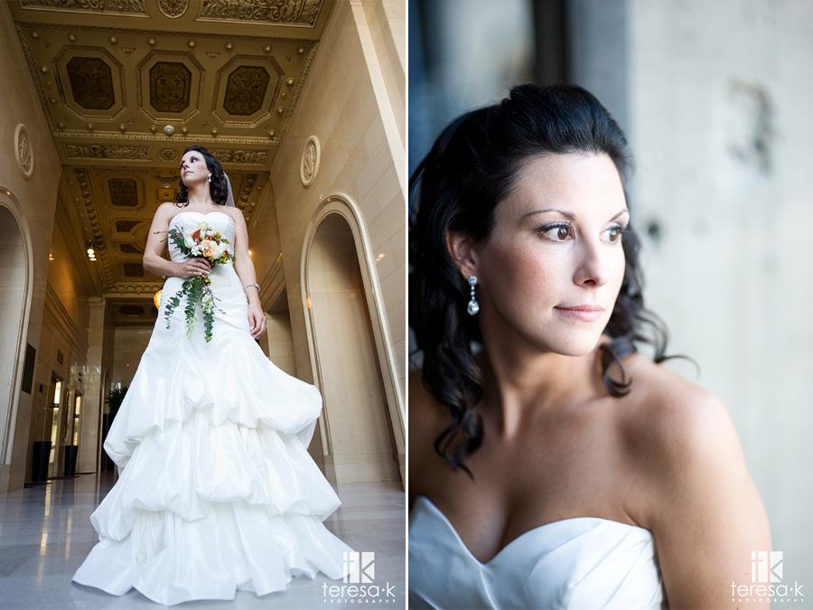 Wedding at the Citizen hotel by Sacramento Wedding photographer Teresa K