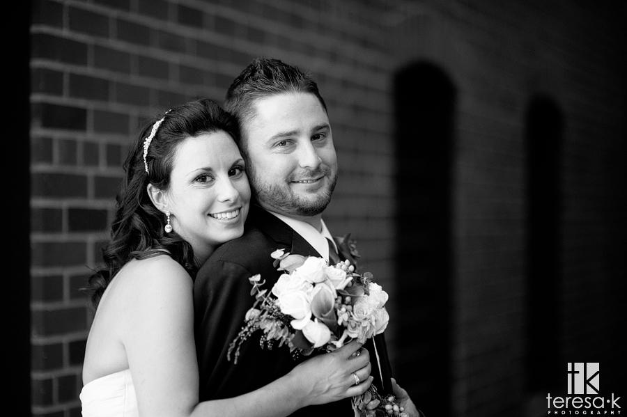 Courtyard D'Oro wedding and reception in Sacramento