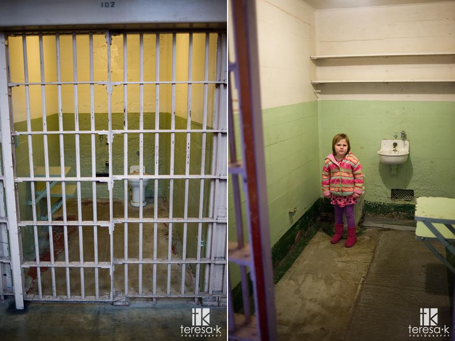 Teresa K photography, Folsom photographer, images of Alcatraz in San Francisco California