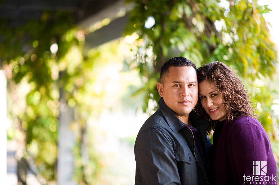 family portrait session in Lodi at wine and roses by Teresa K photography