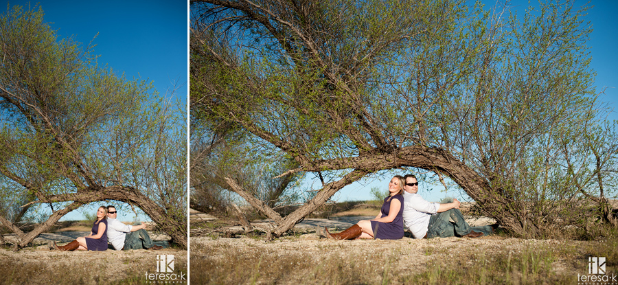 Folsom Lake photographer, engagement session