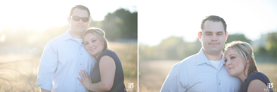 lifestyle engagement session at the Lake
