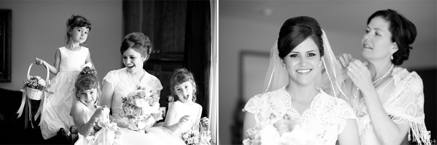 indoor bridal portraits on rainy day in Sacramento