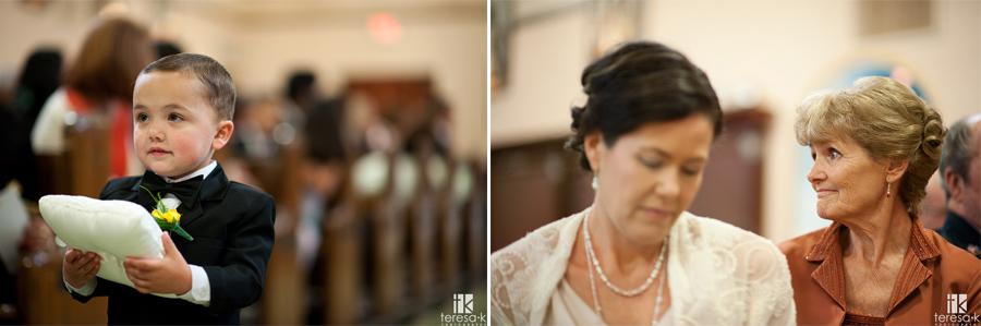st. Mary's church wedding