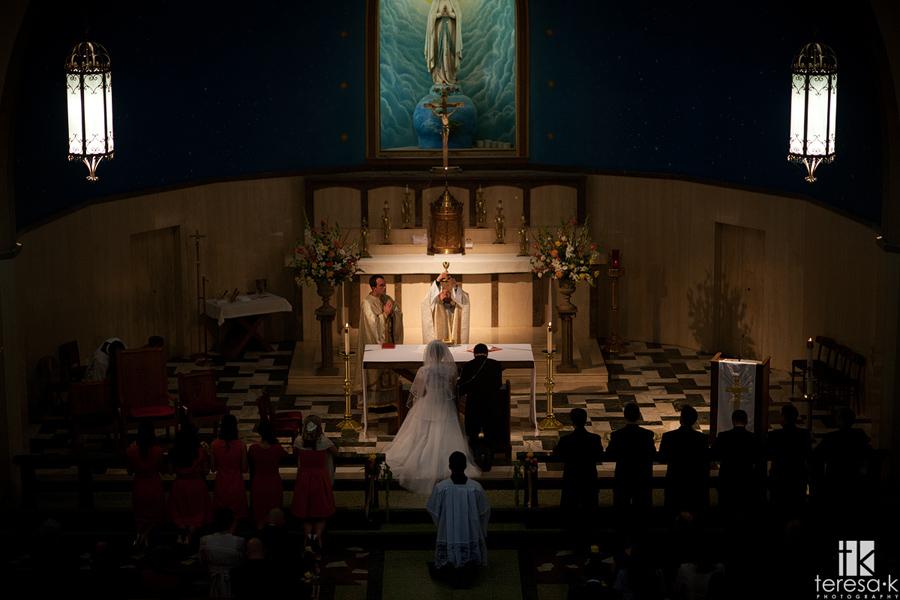 catholic ceremony traditions