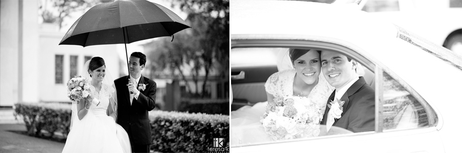 cute wedding day umbrella shots