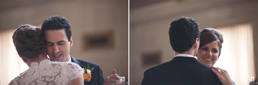 Sactown wedding reception