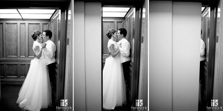 Sacramento grand ballroom elevator image