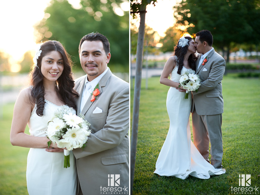 general's garden wedding photos, Lions Gate Hotel and Conference Center Wedding