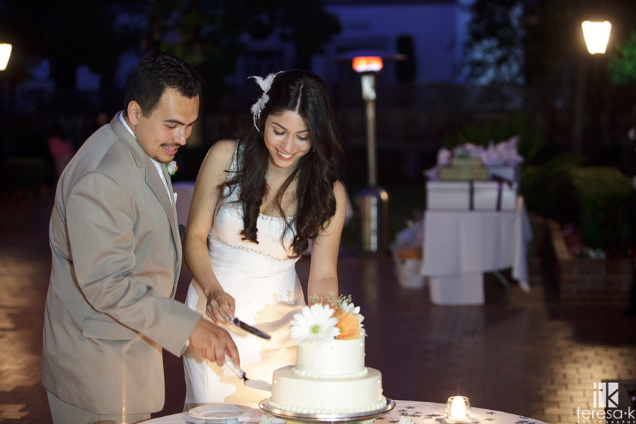Lions Gate Hotel and Conference Center Wedding