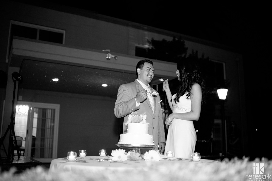 spring wedding at  Lions Gate Hotel and Conference Center