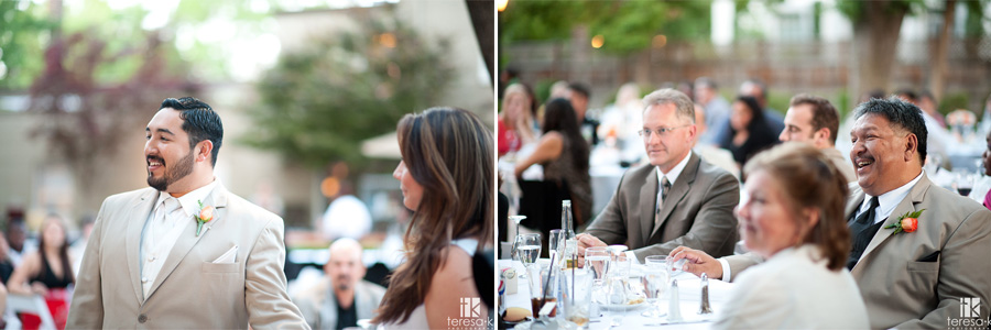 the kissing game at a wedding reception ideas