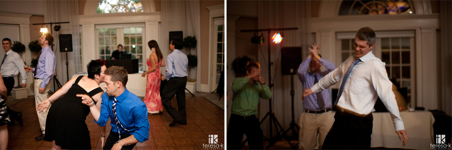 dancing and reception images from the Vizcaya