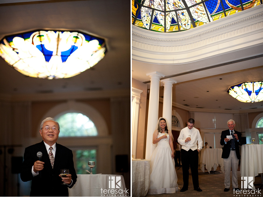 gorgeous historic mansion wedding in Sacramento