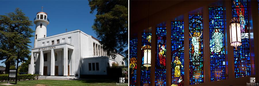 saint Mary church, Sacramento