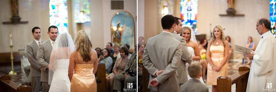 catholic wedding photographer in Sacramento