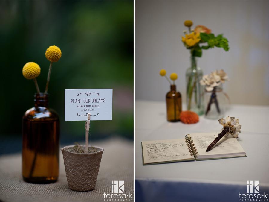 centerpiece ideas for rustic weddings