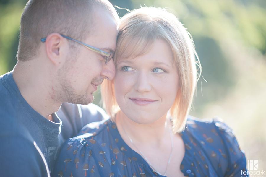 Placerville engagement photography