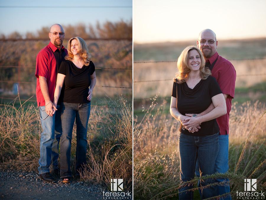 Folsom engagement photographs