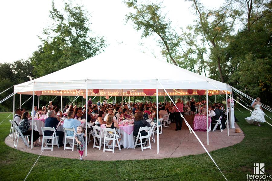 gorgeous Sacramento wedding
