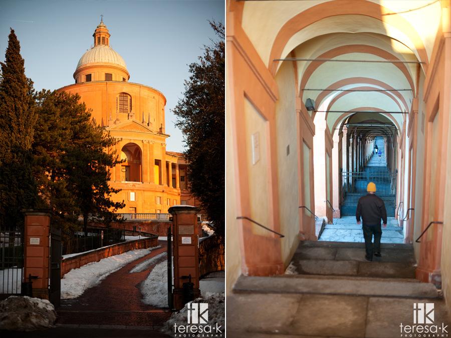 bologna church in Italy