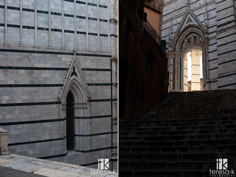image of the duomo in sienna Italy