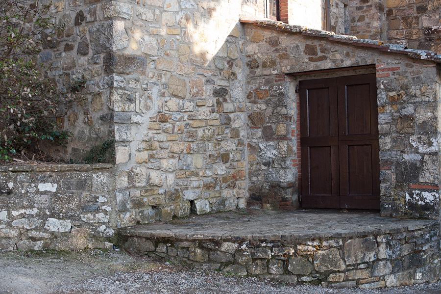 Italian winery in Tuscany