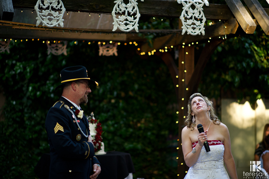 thank you speech from bride and groom at wedding