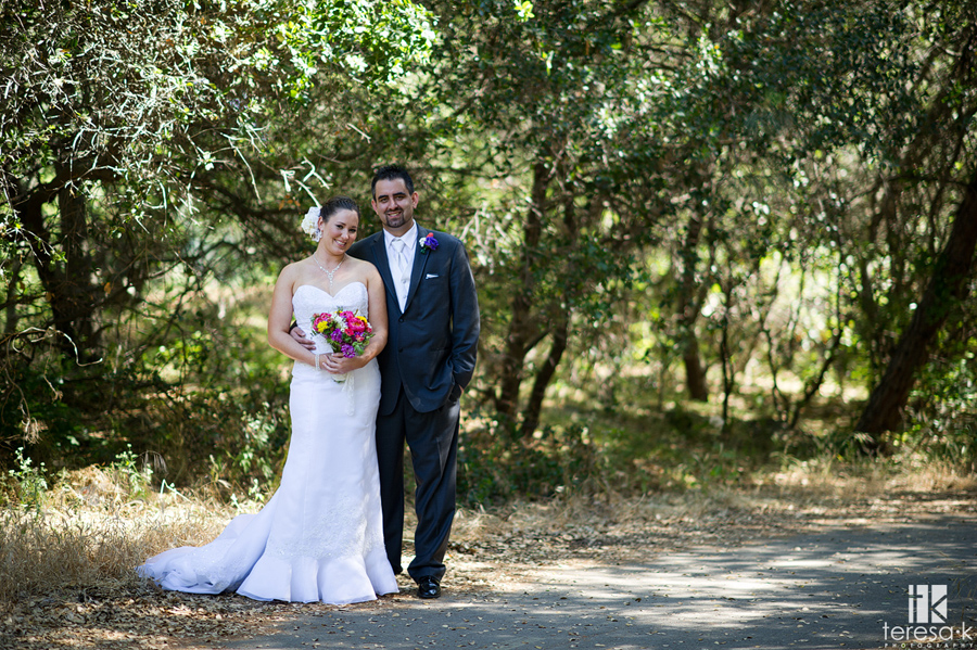 Folsom wedding portrait