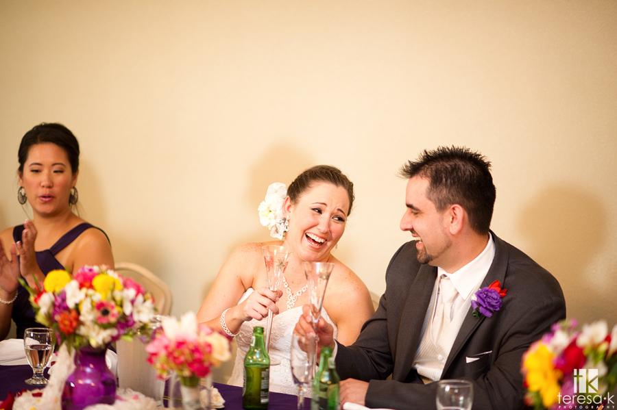 Folsom, California wedding