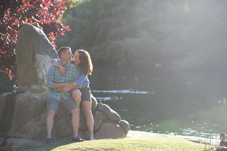 McKinley park in Sacramento for photographs