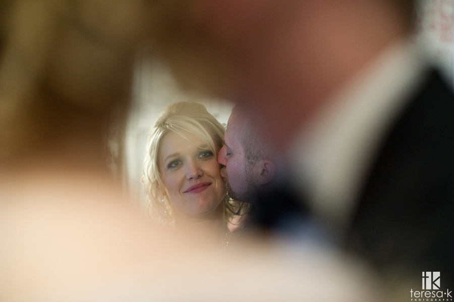 artist wedding photos