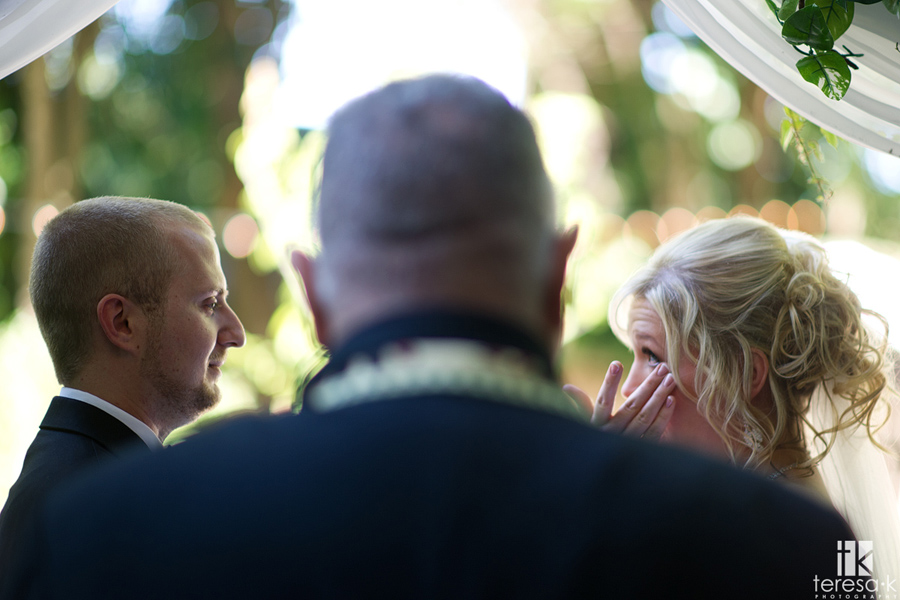 happy crying wedding photos