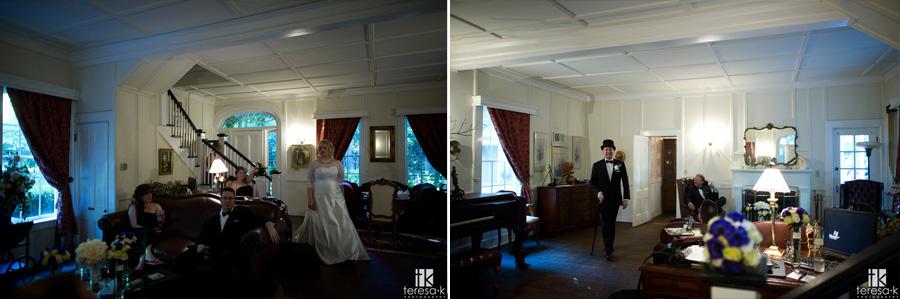 inside of the heirloom inn