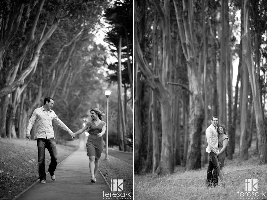 San Francisco Engagement session at the presidio 010