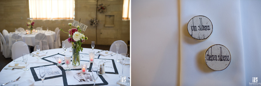 diy wedding with zoo theme