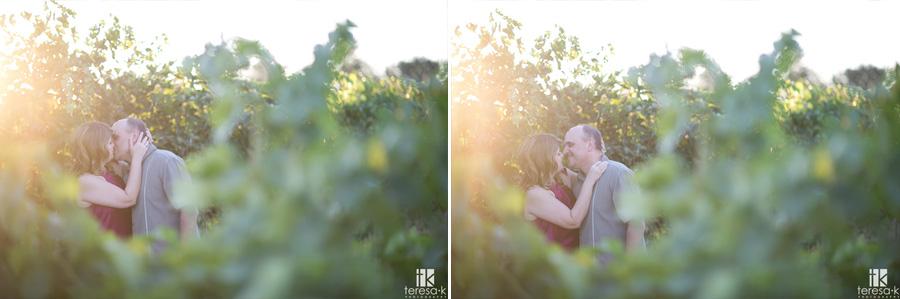 UC Davis engagement photos