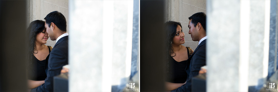 engagement session at the Legion of Honor in San Francisco 005