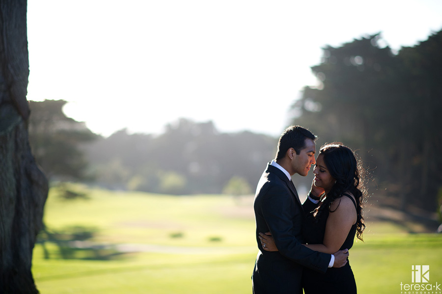 engagement session at the Legion of Honor in San Francisco 008