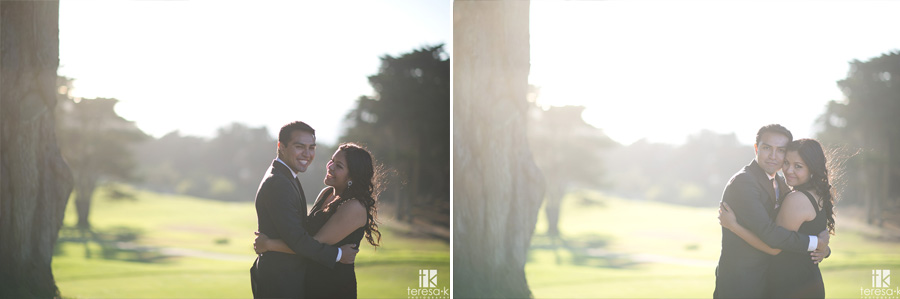 engagement session at the Legion of Honor in San Francisco 009