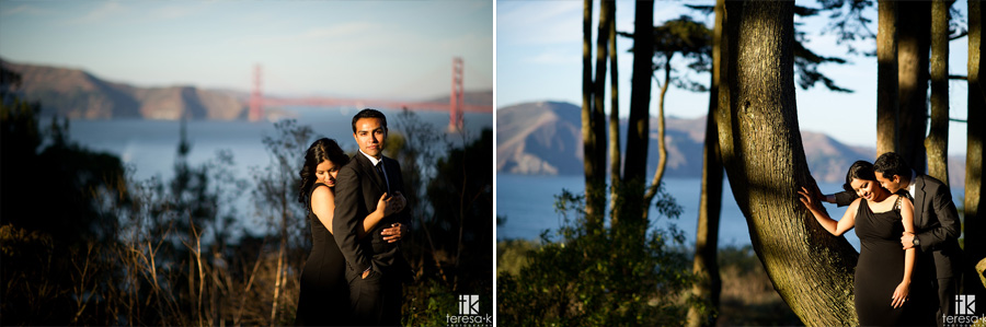 engagement session at the Legion of Honorin San Francisco 011