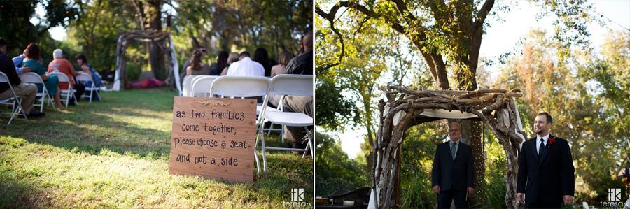 northern California backyard diy wedding 009