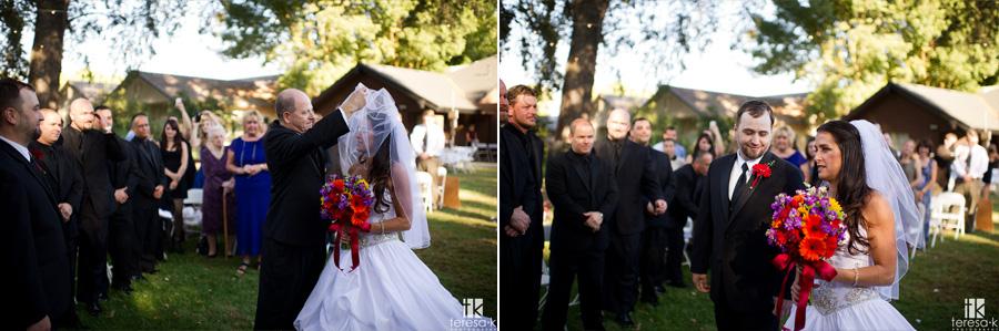 northern California backyard diy wedding 012