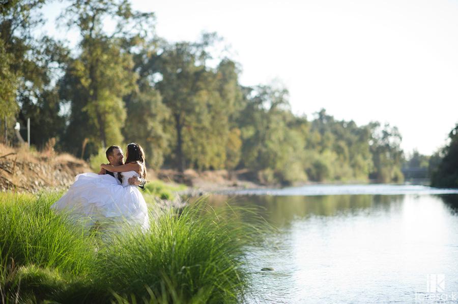 northern California backyard diy wedding 026