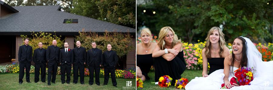 northern California backyard diy wedding 032