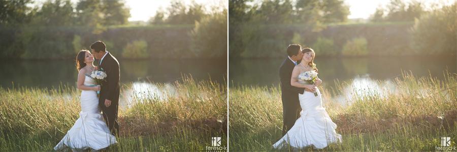 grand island mansion river wedding images