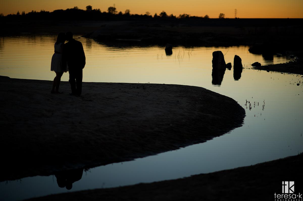 Lake Folsom Fine Art Engagement Images 015