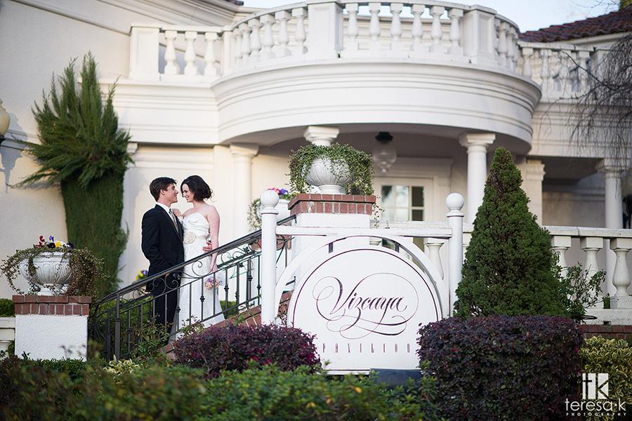 Vizcaya Pavillion Sacramento Inspirational Wedding Shoot