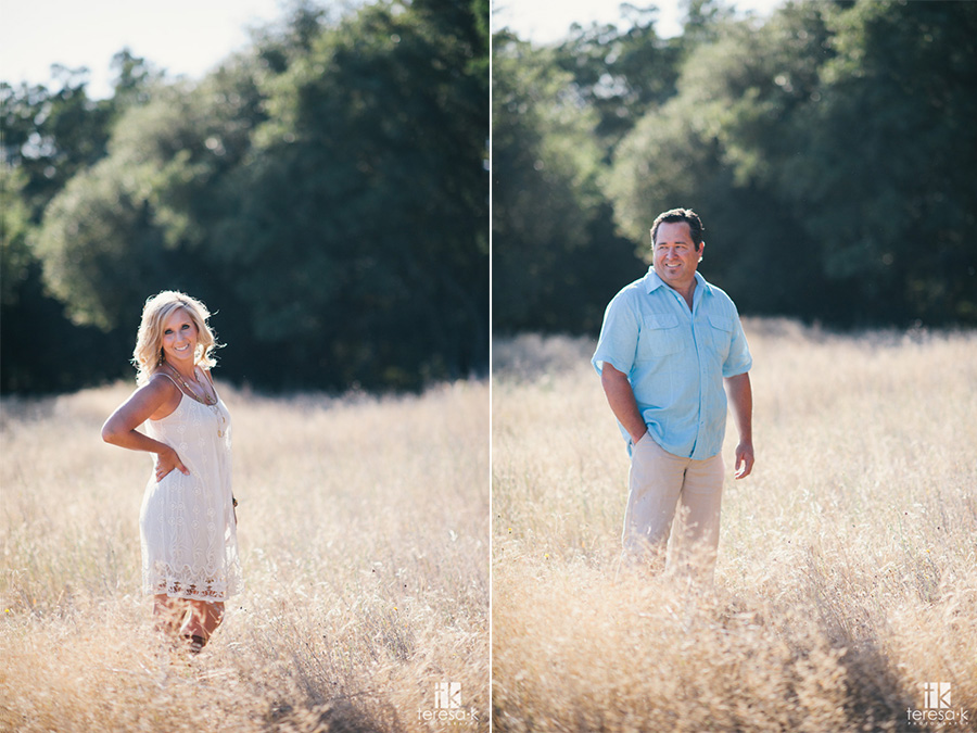 romantic engagement session at folsom lake by Teresa K photography 003